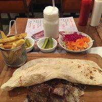 Photo taken at Dinner Döner by Morteza V. on 1/16/2018