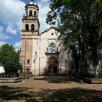 Photo taken at Templo de San Diego de Alcalá by Gustavo Ivan I. on 2/6/2017