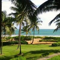 Photo taken at Wyndham Grand Rio Mar Beach Resort & Spa by John A. on 10/4/2012