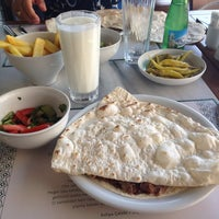 Photo taken at Tatar Salim Döner Lokantası by Ayfer Katharine U. on 8/20/2013