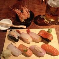 Photo taken at Taro Sushi by Sharon P. on 11/3/2012