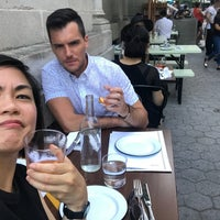 Photo taken at Bocce Union Square by Sharon P. on 7/11/2018
