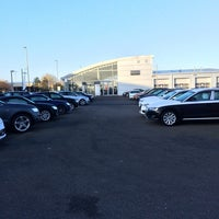 Photo taken at Eastbourne Audi by Dainis Z. on 3/20/2014