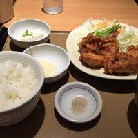 Photo taken at やよい軒 早稲田店 by yo_taro 1. on 6/10/2017