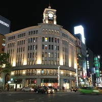 Photo taken at Ginza by Lord M. on 4/7/2013
