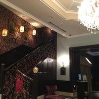 Photo taken at Hotel Monterey Akasaka by Lord M. on 4/4/2013