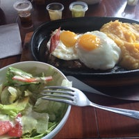 Photo taken at CasaRES Steak House by Paula M. on 7/21/2015