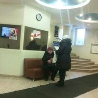 Das Foto wurde bei Балтийский Банк von Ольга С. am 11/17/2016 aufgenommen