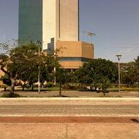 Photo taken at Palacio de Justicia by Junior V. on 10/14/2012