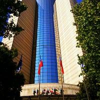 Photo taken at Hotel Santiago by Rubén M. on 10/15/2012
