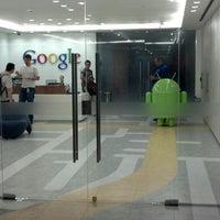 Photo taken at Google Brasil by Carlos G. on 2/18/2013