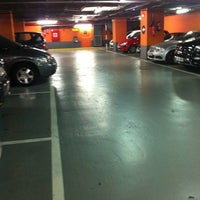Photo taken at Parking Saba by Miguel G. on 2/19/2013