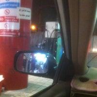 Photo taken at Al Tadamon Petrol Station by بوشهد ا. on 11/26/2012