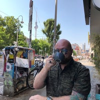 Das Foto wurde bei Tinman Berlin von Søren M. am 7/27/2018 aufgenommen