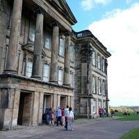 Photo taken at Calke Abbey by Graham D. on 4/18/2014