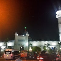 Photo taken at Masjid Jami' Kauman Pekalongan by Wisnu W. on 7/30/2016