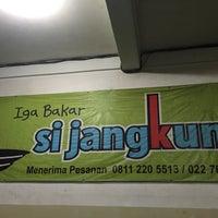 Photo taken at Iga Bakar Si Jangkung by Wisnu W. on 5/21/2016