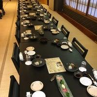 Photo taken at 日本料理しゃぶしゃぶ 丸松 by Hisashi E. on 11/9/2017