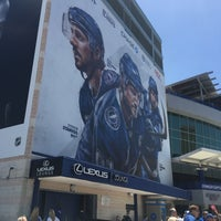 Photo taken at Ford Thunder Alley - West Plaza, Tampa Bay Times Forum by George Costanza on 4/14/2018