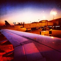 Photo taken at Gate E3 by Marquis F. on 11/29/2012