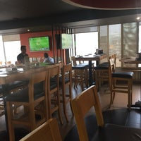 Photo taken at Buffalo Wings & Rings by Maen Q. on 4/30/2017