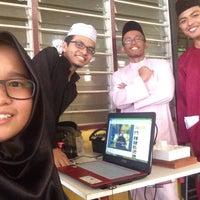 Photo taken at Laman Budisiswa Dewan Penginapan Pelajar TNB by Nur F. on 7/7/2015