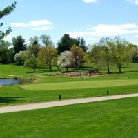 Photo taken at Needwood Golf Course by Francene on 4/21/2013