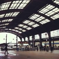 Photo taken at Estación de A Coruña-San Cristobal by Antonio R. on 12/16/2012
