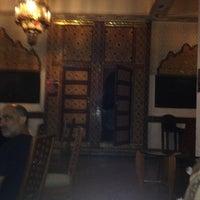 Photo taken at Grand Hotel Tazi by Kareem L. on 7/21/2014