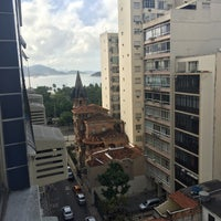 Photo taken at Rua Dois de Dezembro by Aline V. on 8/22/2015