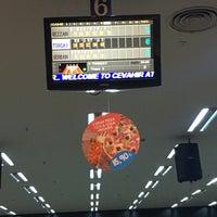 3/19/2017 tarihinde Rezzanziyaretçi tarafından Atlantis bowling'de çekilen fotoğraf