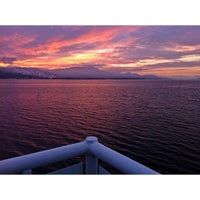 Photo taken at Howe Sound Queen by Jon S. on 10/16/2013