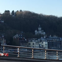 Photo taken at Dinant by Elene✨ on 1/14/2018