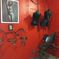 Photo taken at Erotic Museum by Vero4travel on 7/13/2013