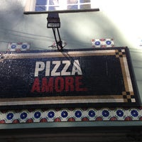Photo taken at Pizza Amore by Carlos L. on 7/27/2013