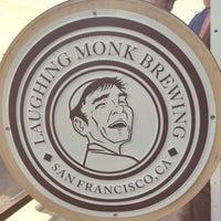 Photo taken at Laughing Monk Brewing by K!K on 4/29/2017