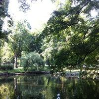 Photo taken at Parque de Ferrera by Antonio S. on 7/24/2013