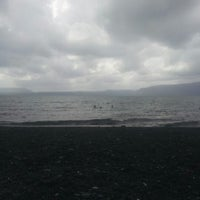 Photo taken at Playa Correntoso by Coco A. on 2/12/2013