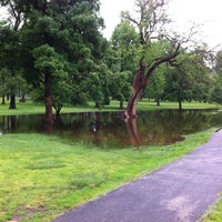 Photo taken at Phelps Grove Park by Kevin P. on 6/1/2013