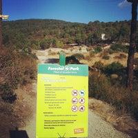 Photo taken at Forestal Park by Bella D. on 9/22/2012