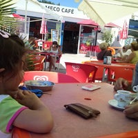 Photo taken at Meco Caffé by Sandra B. on 6/13/2013