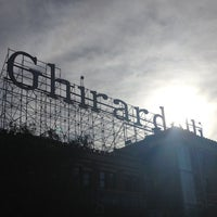 Photo taken at Ghirardelli Square by Cyndy M. on 11/2/2013