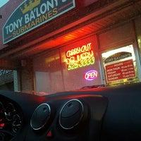 Photo taken at Tony Ba'Lony's by Dane P. on 4/3/2016