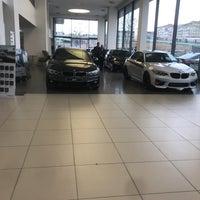 Photo taken at OTOMOL BMW Borusan Otomotiv Yetkili Servisi by ——- on 3/26/2018