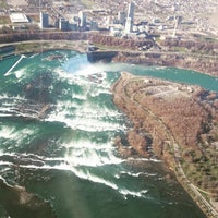 Photo taken at Niagara Helicopters by Taylor M. on 12/12/2015