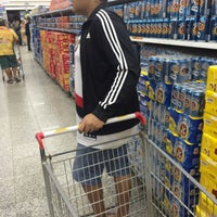 Photo taken at Supermercados Guanabara by Wos on 10/6/2015