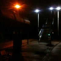 Photo taken at Rose Grove Railway Station (RSG) by Jim M. on 12/18/2013