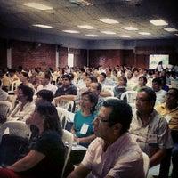 Photo taken at Universidad César Vallejo by Jontxu P. on 10/28/2012