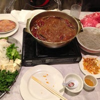 Photo taken at Lao Sze Chuan Restaurant by Punya S. on 9/25/2013