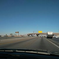 Photo taken at I-15 N by Bing A. on 12/28/2015